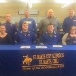 Wietholter and Myers Sign to Bluffton