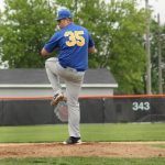 Boys Junior Varsity Baseball falls to Minster 10 – 1