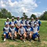 Boys Varsity Golf beats Defiance 154 – 156