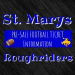 Pre-Sale Football Ticket Information vs Elida