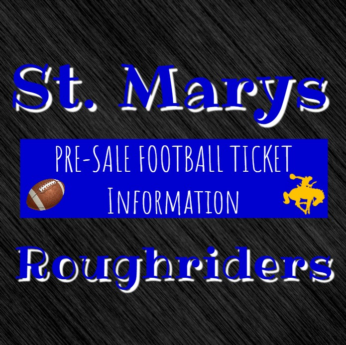 Pre-Sale Football Tickets for Friday!!