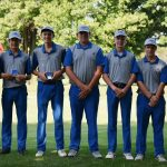 Boys Varsity Golf finishes 2nd place at WBL Golf Championships