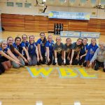 WBL CHAMPS – 8th Grade Volleyball