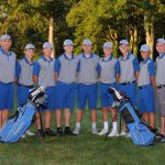 JV/V Golf team