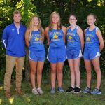 MS Cross Country Team