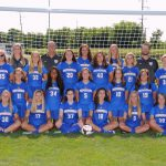 Girls JV/V Soccer Team