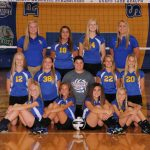 MS 7/8th Volleyball Team