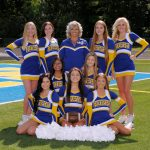 JV/V Cheerleaders