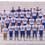 MS 8th Football Team