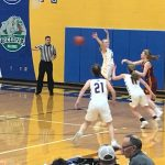 Girls Varsity Basketball beats New Bremen 56 – 26