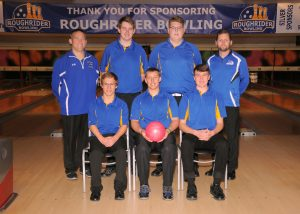 JV/V Boys Bowling Teams