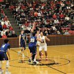 Boys Varsity Basketball falls to Shawnee 58 – 49
