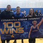 100th Win – Senior Tommy Mabry