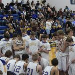 Boys Junior Varsity Basketball beats Kenton 54 – 45