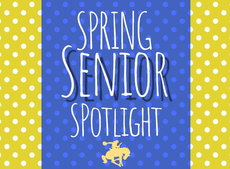 Spring Senior Spotlight