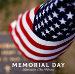Memorial Day-Remember our Heroes