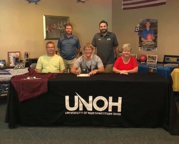 Fisher to UNOH