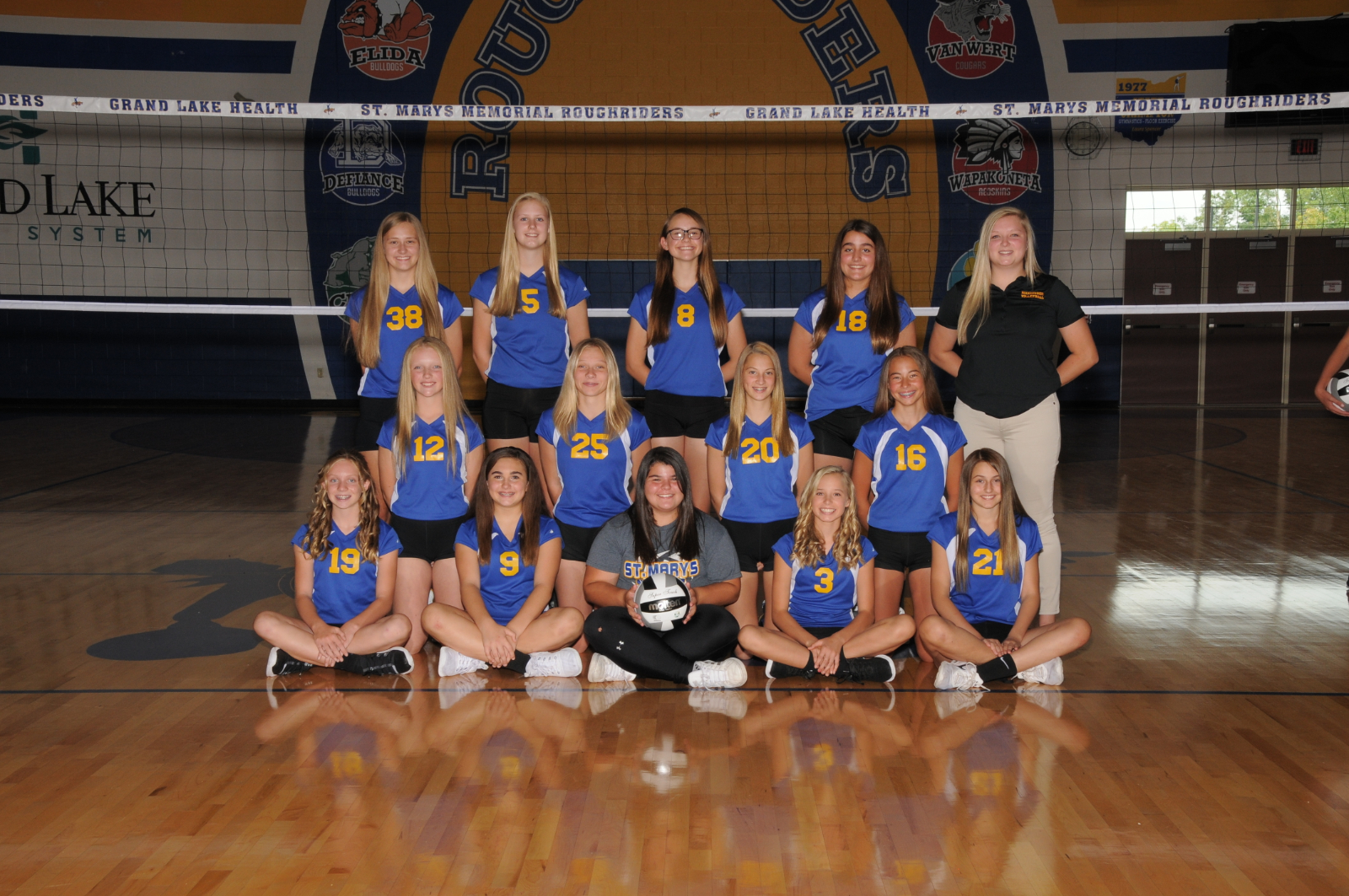 MS Volleyball 2020