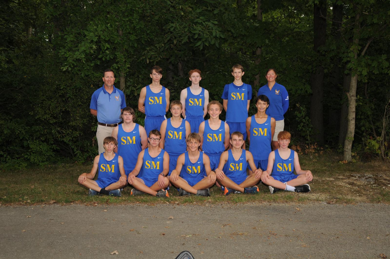 Boys & Girls CC Teams 2020