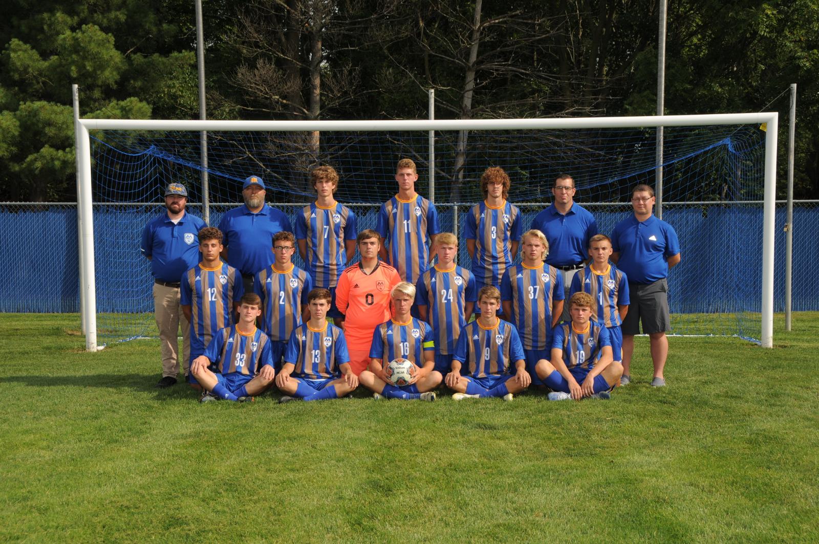 Varsity & JV Boys Soccer 2020