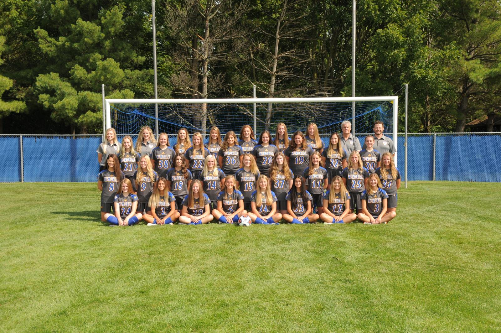 Varsity & JV Girls Soccer 2020