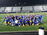 8th Grade Football – Undefeated!!