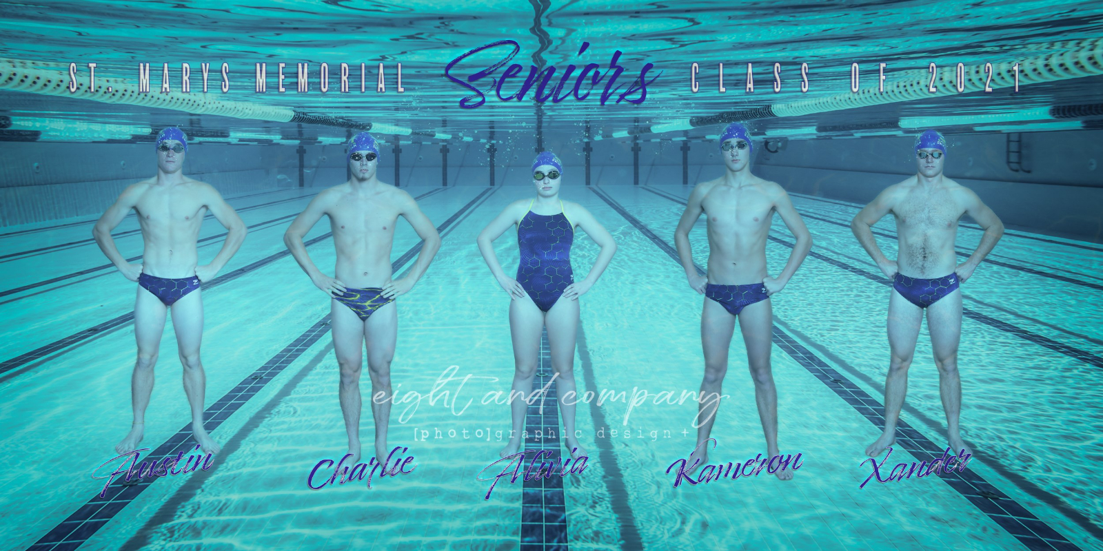 Good Luck to the Swim and Dive Team