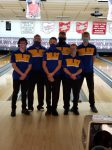 Boys Bowling at Sectionals!