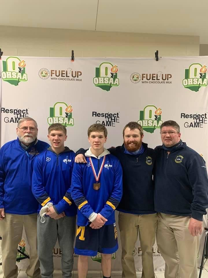 Hisey-3rd at State!!