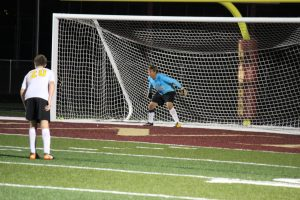 Soccer Sectional Photos:  Morristown vs. Hauser