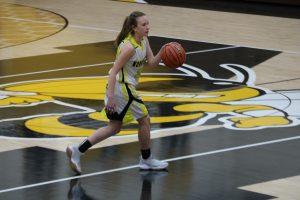 JV Girls' Basketball vs. Tri High