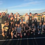 Boys Junior High Track finishes 1st place at County @ Southwestern Jr. Sr. HS