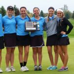 Girls Golf Wins CAAC White Tournament