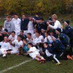Cougar Soccer Wins District Title