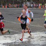 Rebera and Markey Run at Footlocker Race