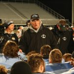 Coach Ahern in Running for Coach of the Year