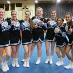 Competitive Cheer Wins Season Opener