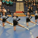 Competitive Cheer Continues to Roll