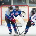 Patriot Hockey Moves into Third Place