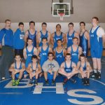 WRESTLING TEAM SEES STEADY IMPROVEMENT