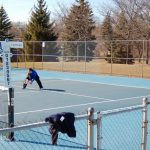 Girls Tennis Conquers Ionia