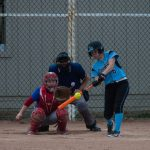 Softball Splits with Mason