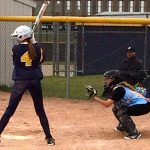 JV Cougar Softball drops 2 games to Grand Ledge on Saturday.