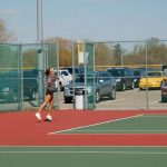 LCHS Girls Tennis Triumph Over Eaton Rapids