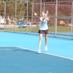Cougar Girls Move on the State Tennis Finals