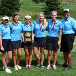 Cougars Girls Golf Off to Fast Start
