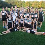 Great Day for Jr. Cougar Cross Country!