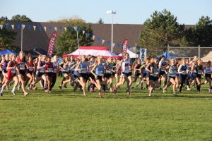 2015 Varsity Girls XC – Portage Invitational