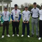 Boys Golf Chases 4-peat