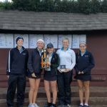 Girls' Golf takes 1st at Panther Invite